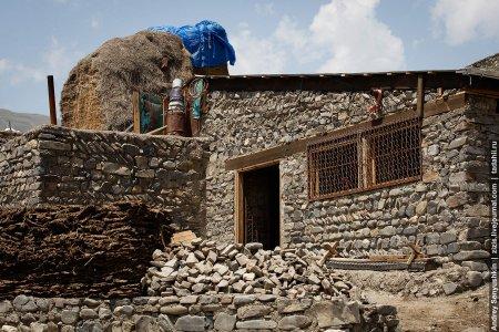 Хыналыг: дом из навоза и палок, в котором можно жить сто лет (Фотоинструкция)